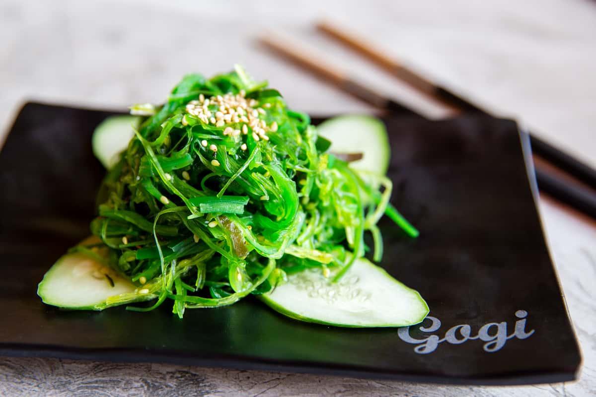 S-5 Seaweed Salad (Vegetarian)
