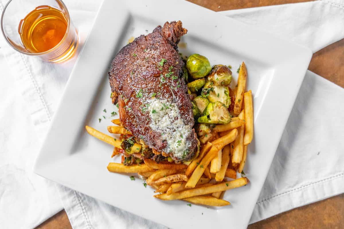 12oz New York Strip Steak*