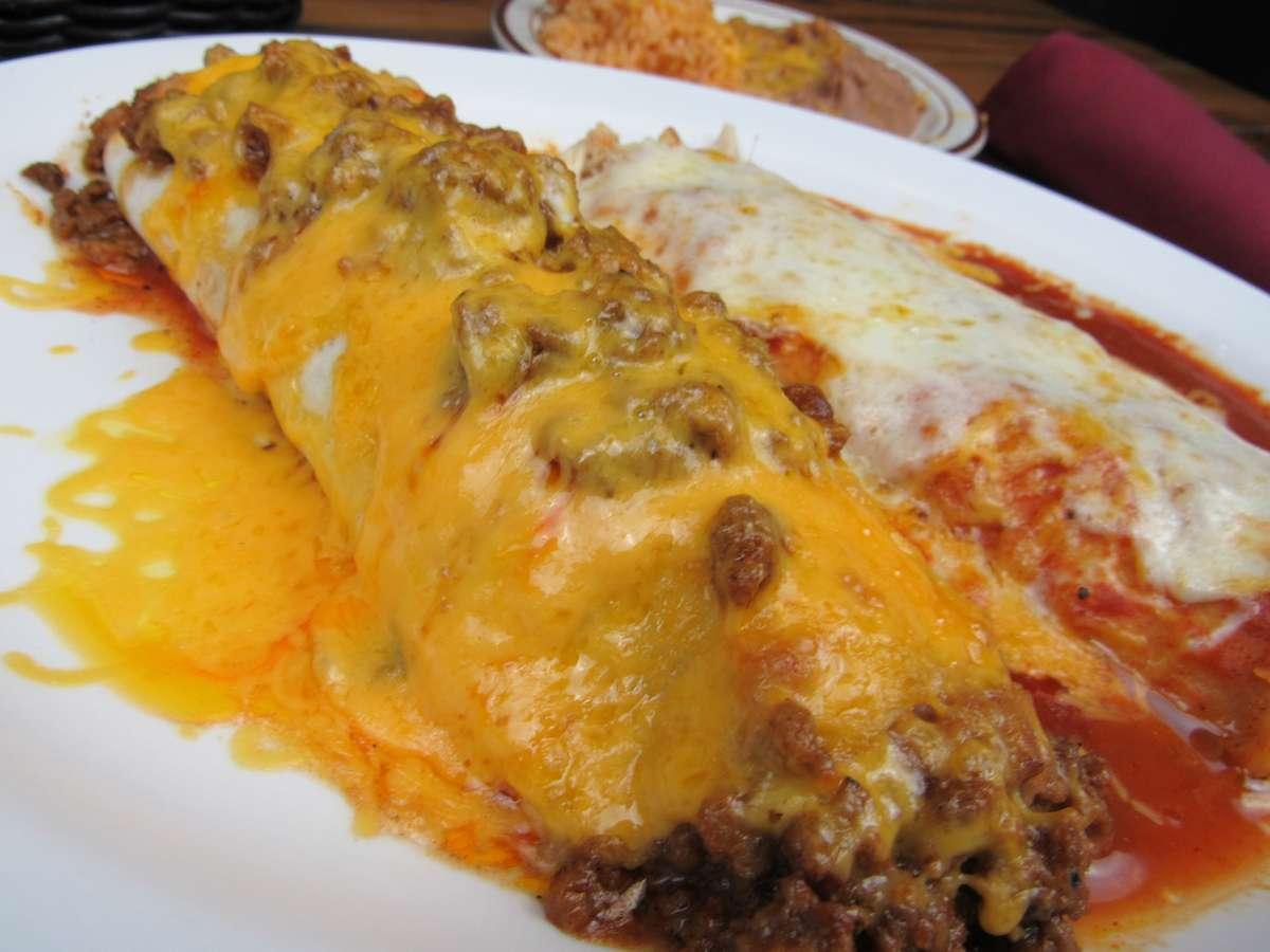 #4 Burrito