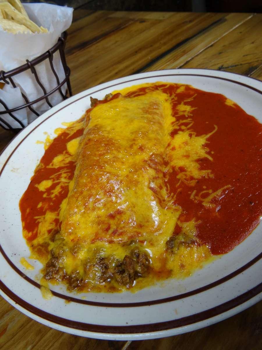 #5 Enchilada