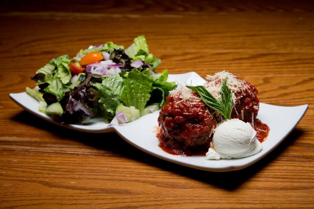 Meatball Insalate