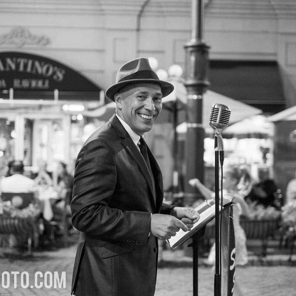 Sinatra....AKA Michael Dutra