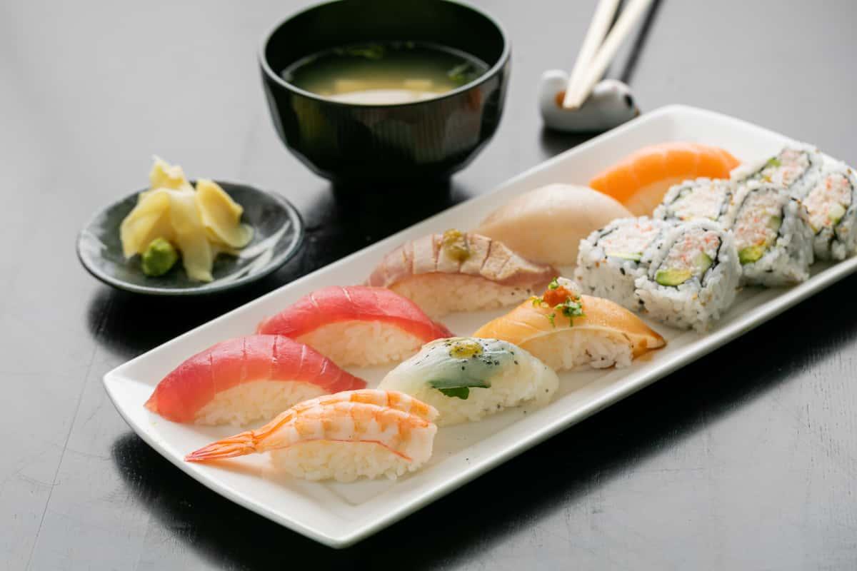 Matsu Sushi Platter