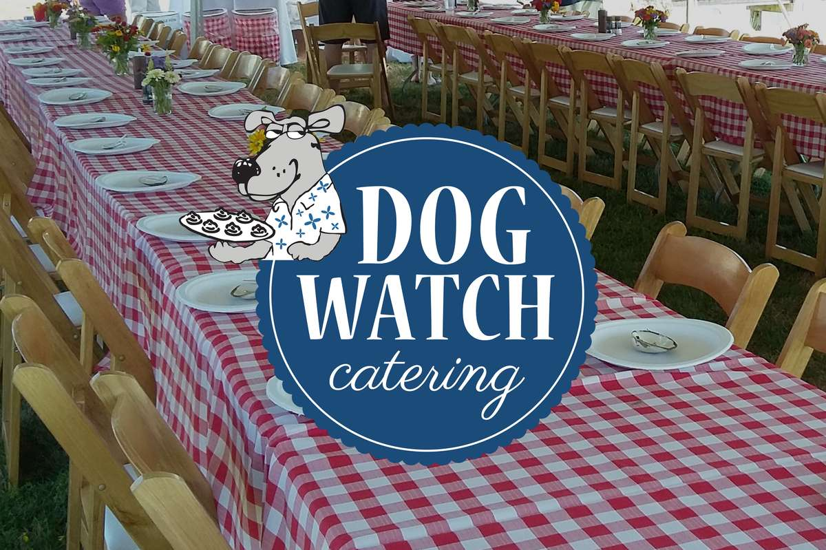 dog watch cafe catering