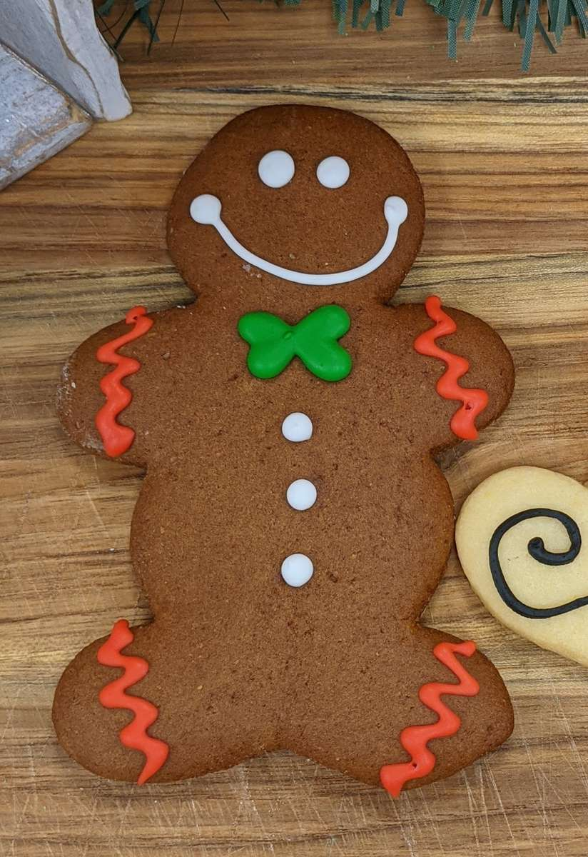 Gingerbread Person (Small)