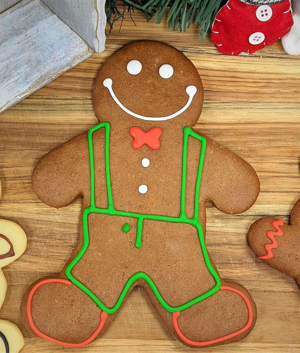 Gingerbread Person (Large)