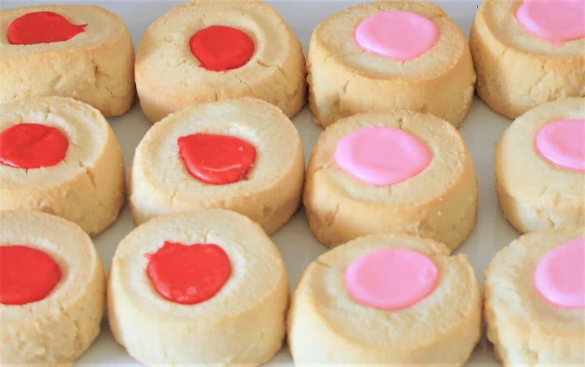 Valentine's Day Shortbread