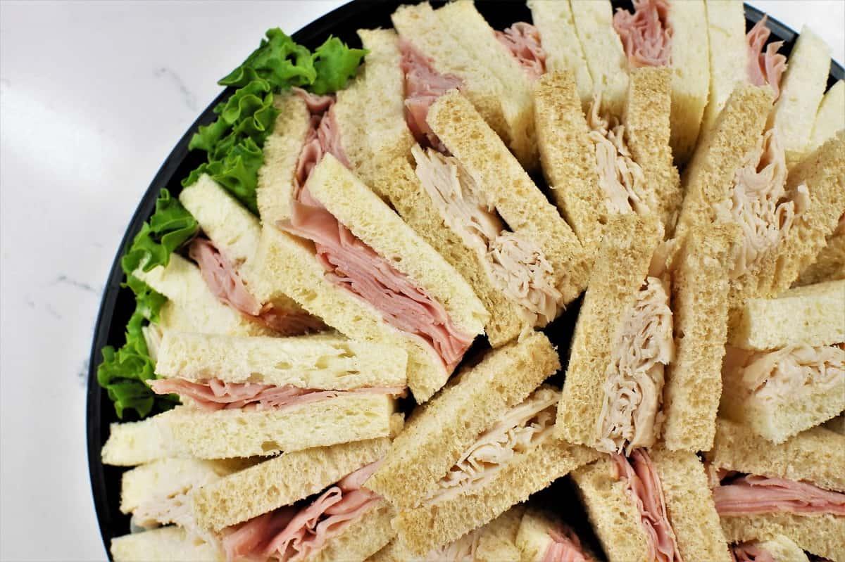 Tea Sandwich Tray
