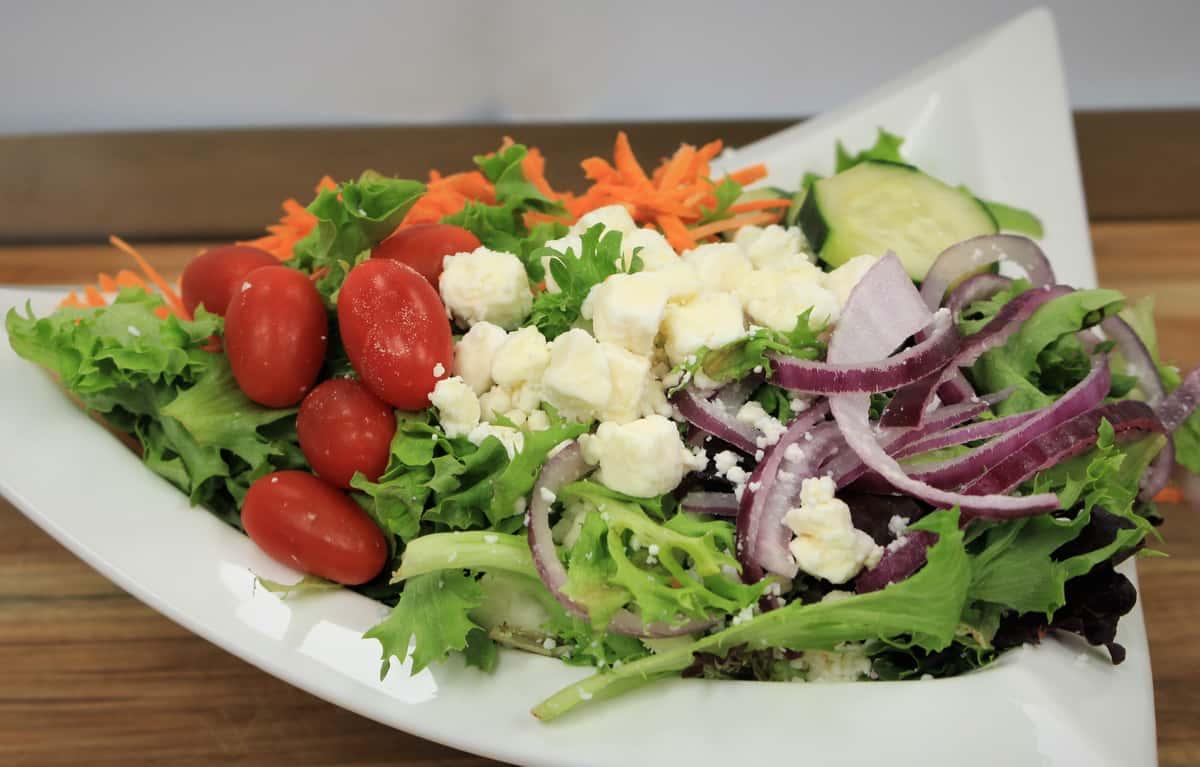 Large Spring Salad