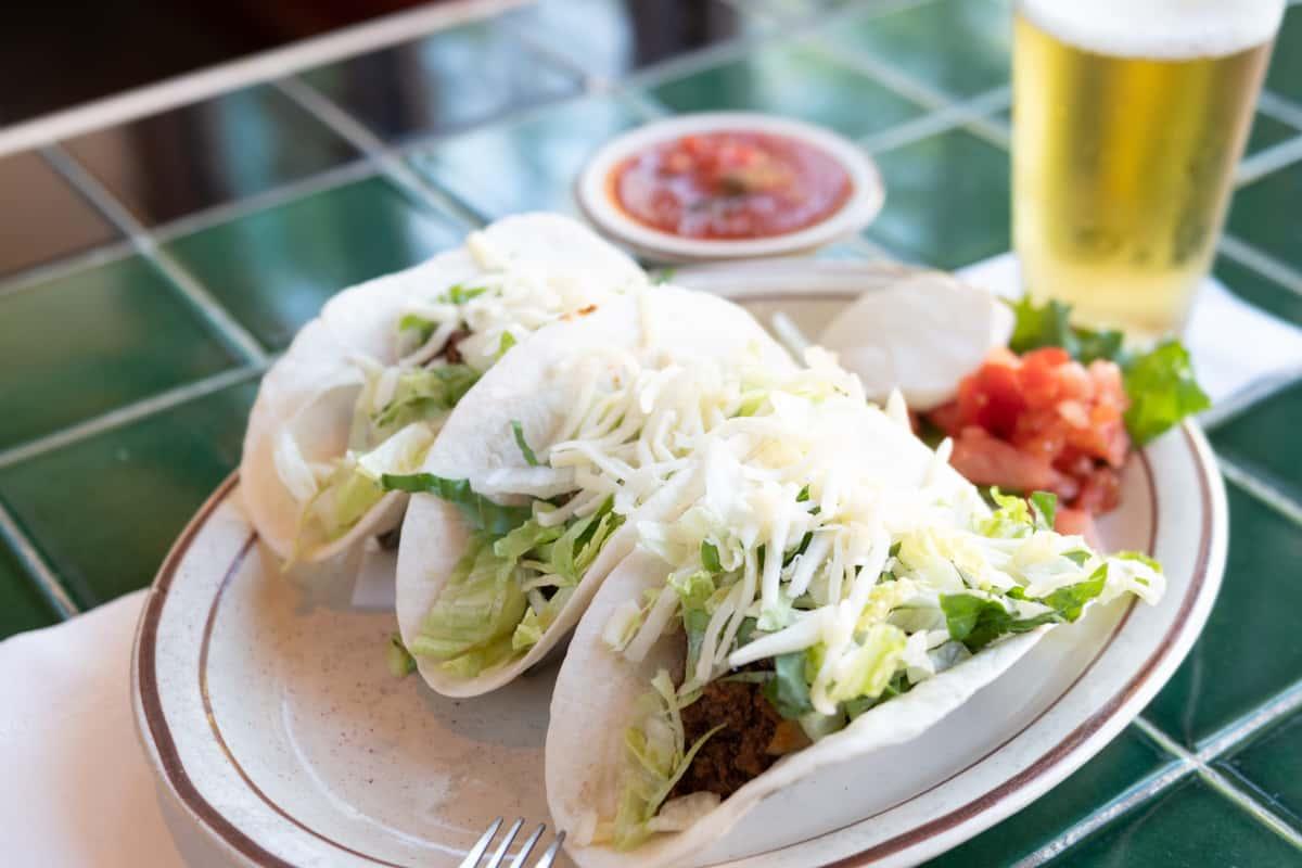 Soft Tacos (3)