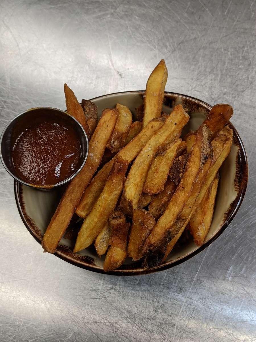 CLEAVER 5-Step Fries