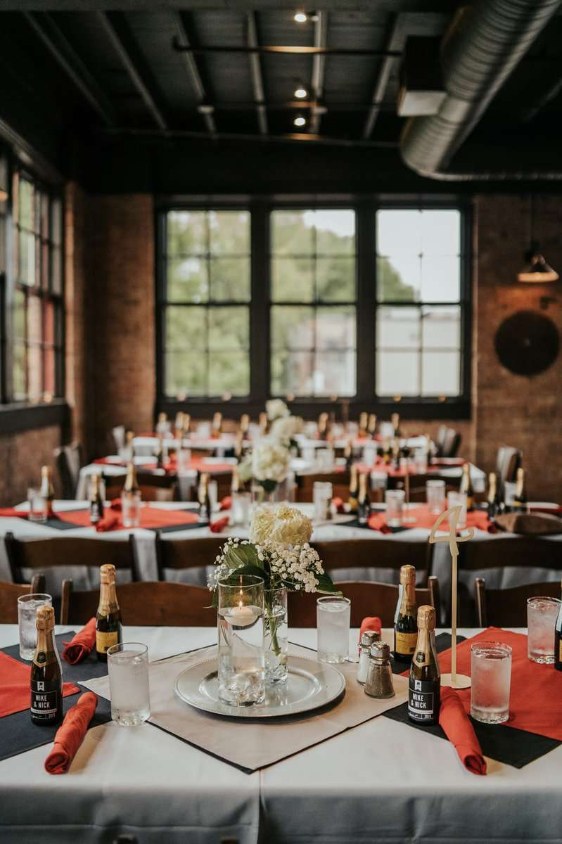 Wedding in The Factory