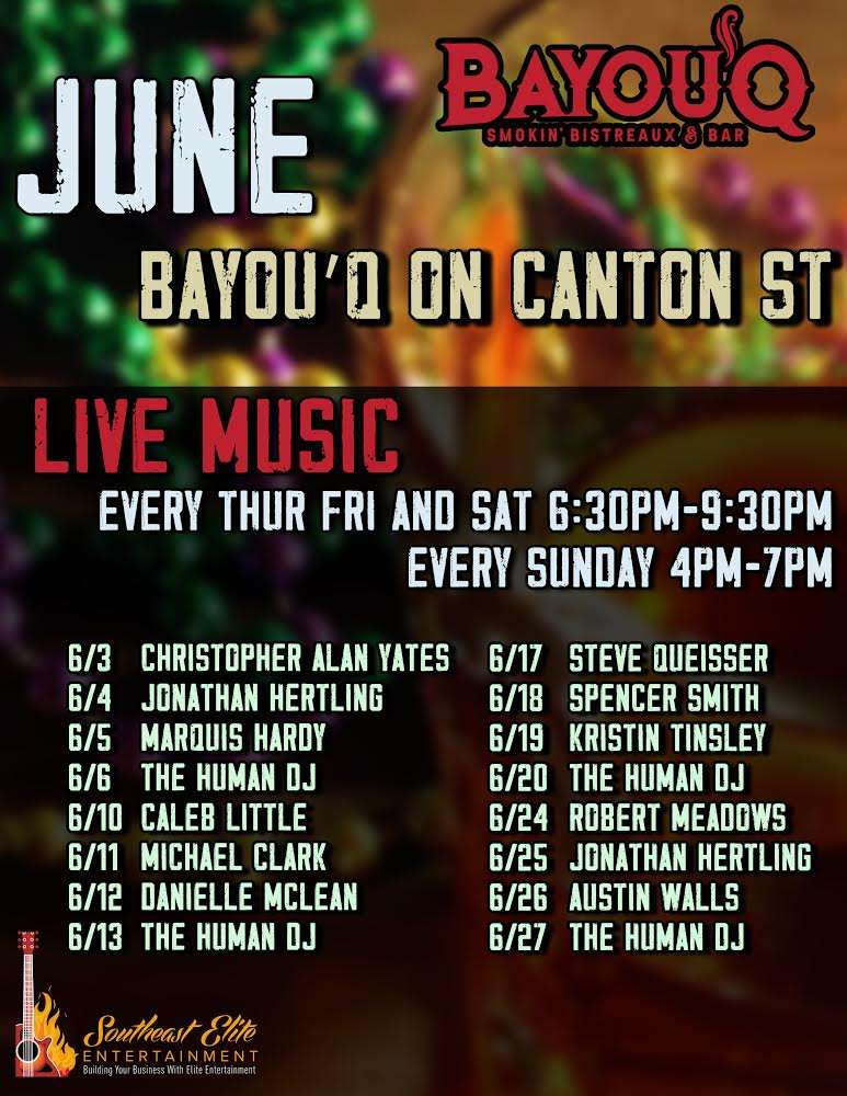 june on canton st