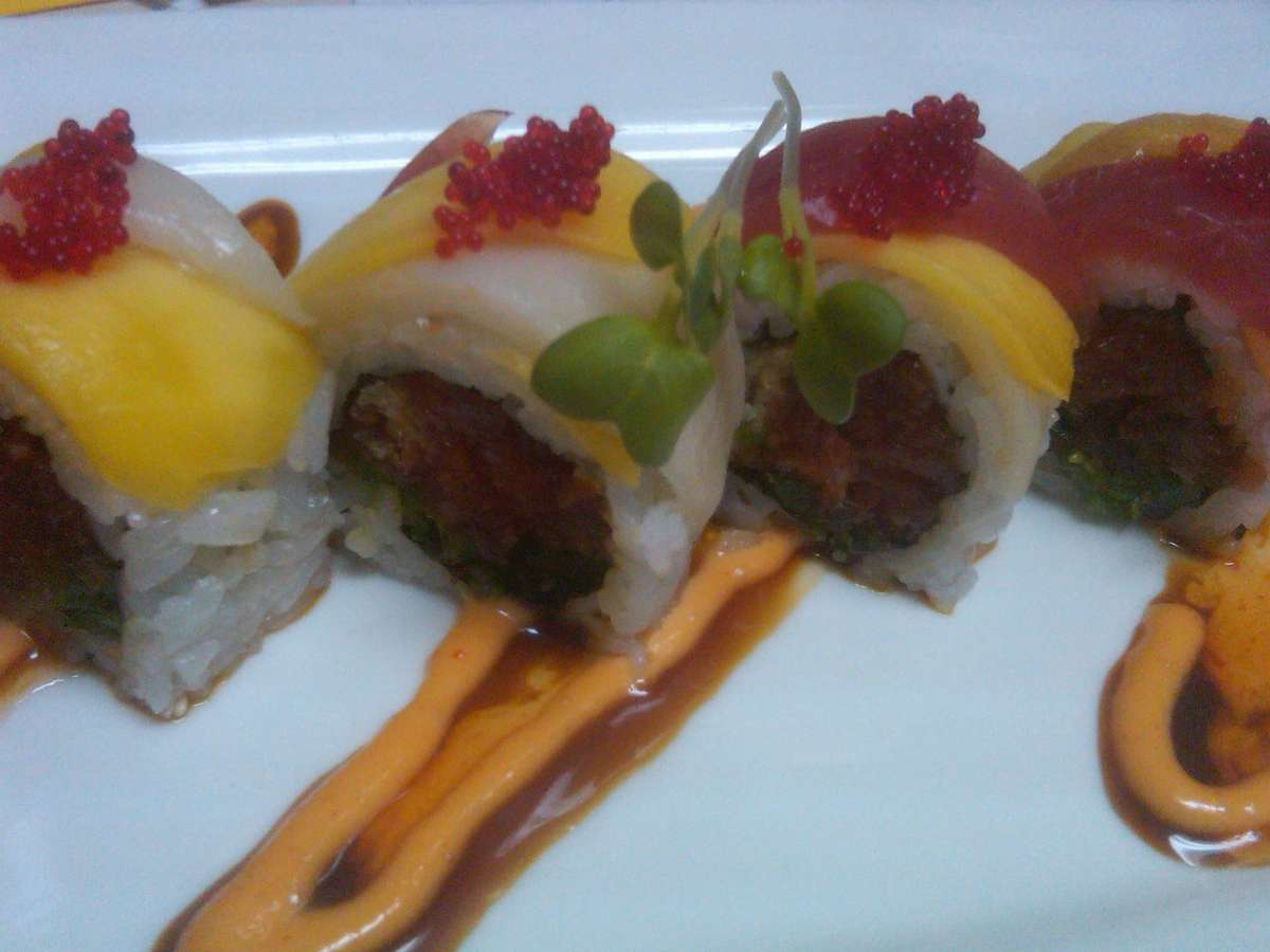 Tuna Lover Roll