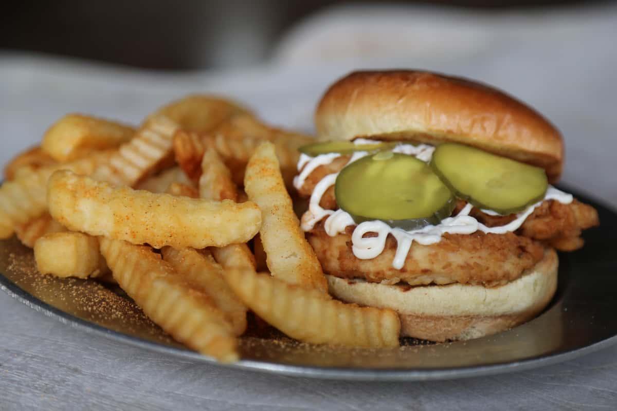Tender Sandwich