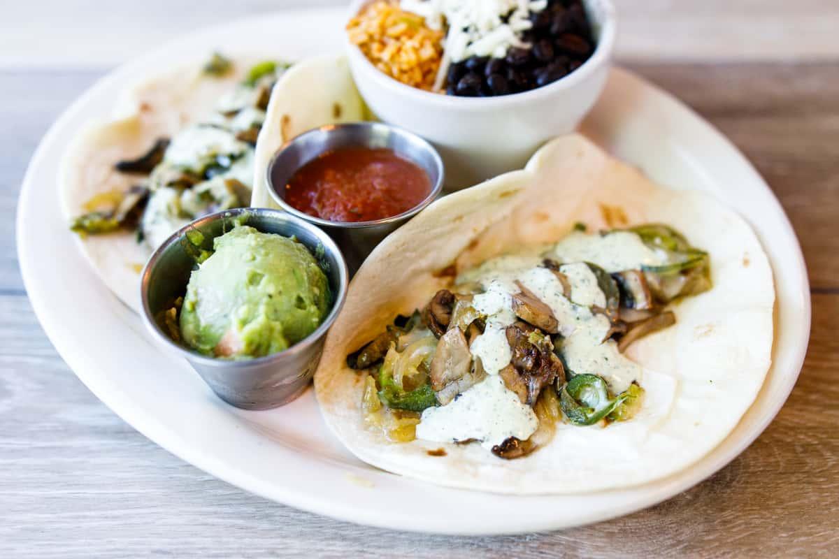 Veggie Taco