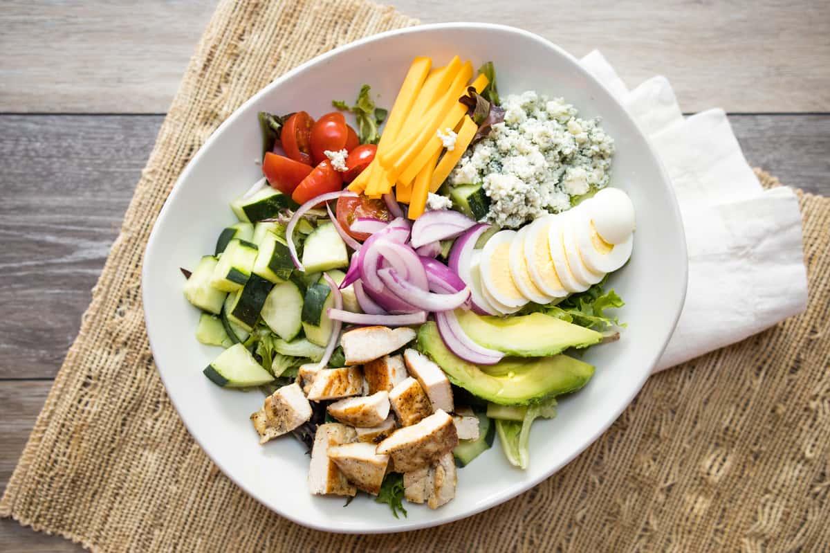 Hippie Chop Salad