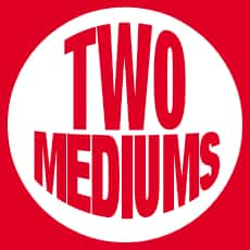 Two Medium Pizzas $3 Off