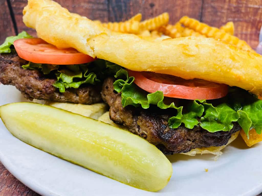 """Navajo """"Double Burger"""""""
