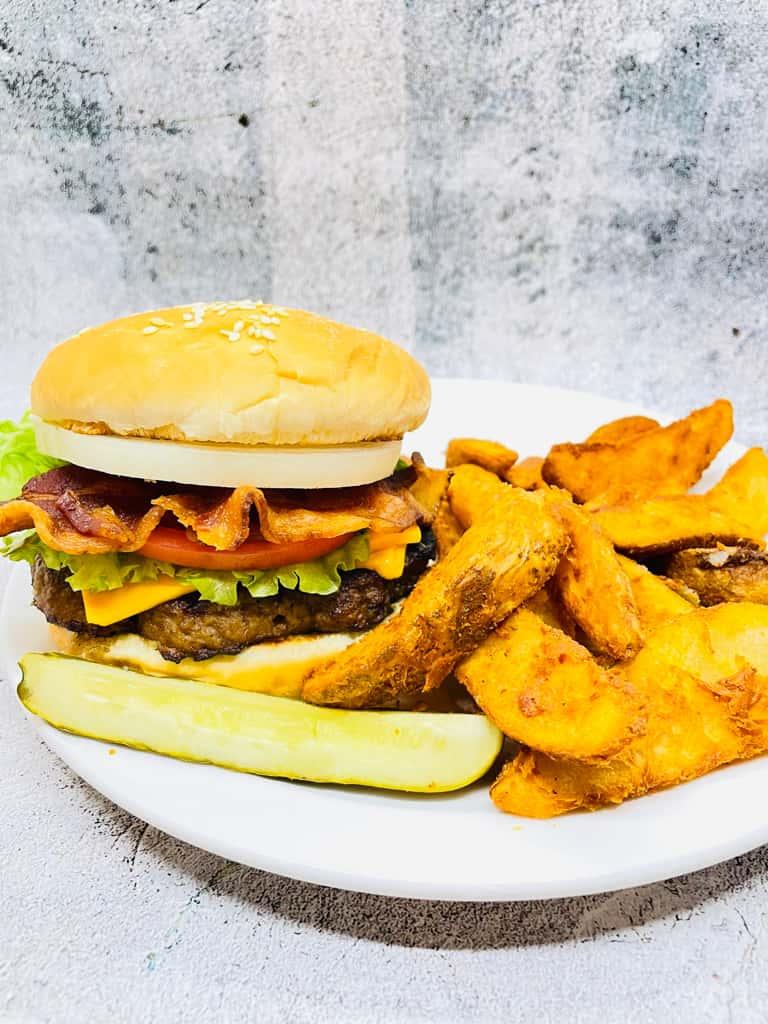 Bacon Cheeseburger Deluxe