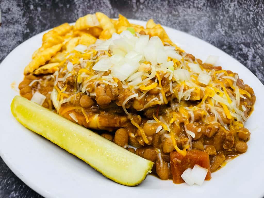 Junction Chili Burger