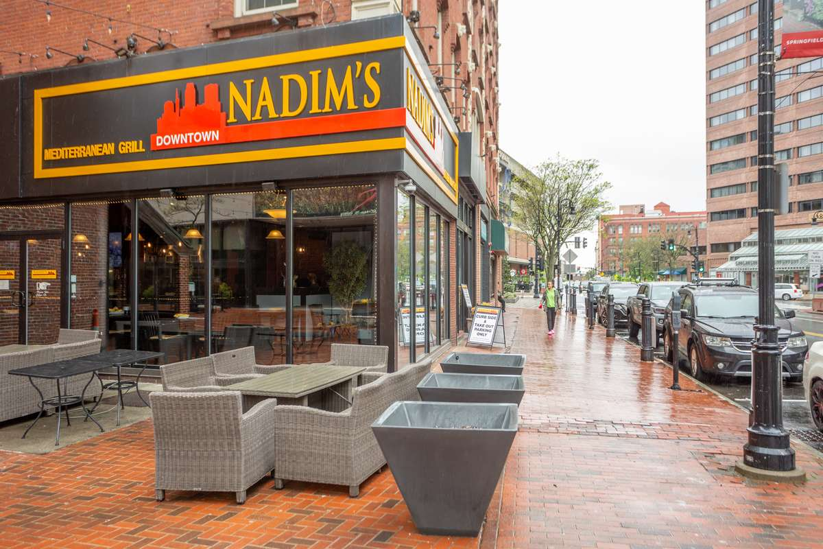 exterior of nadims