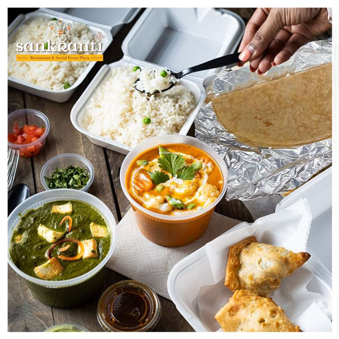 Vegetarian Curry Family Pack
