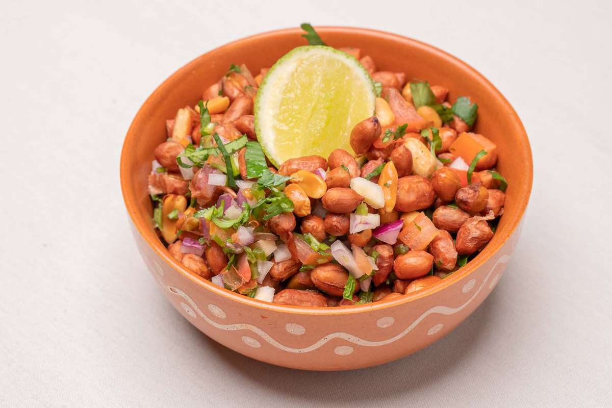 Peanut Masala