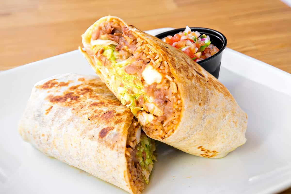 Chicken Burrito or Bowl