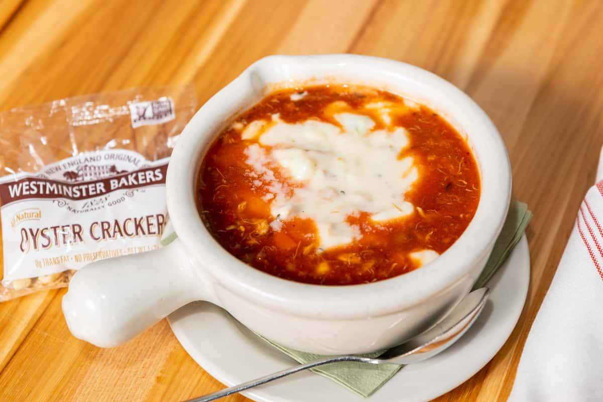 Mixed Soup