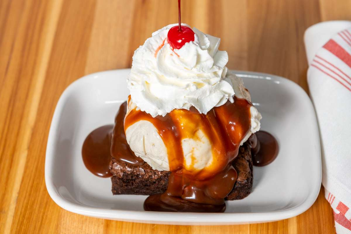 Brownie Ala Mode