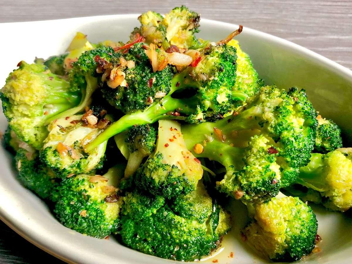 Broccoli Saltati Tray