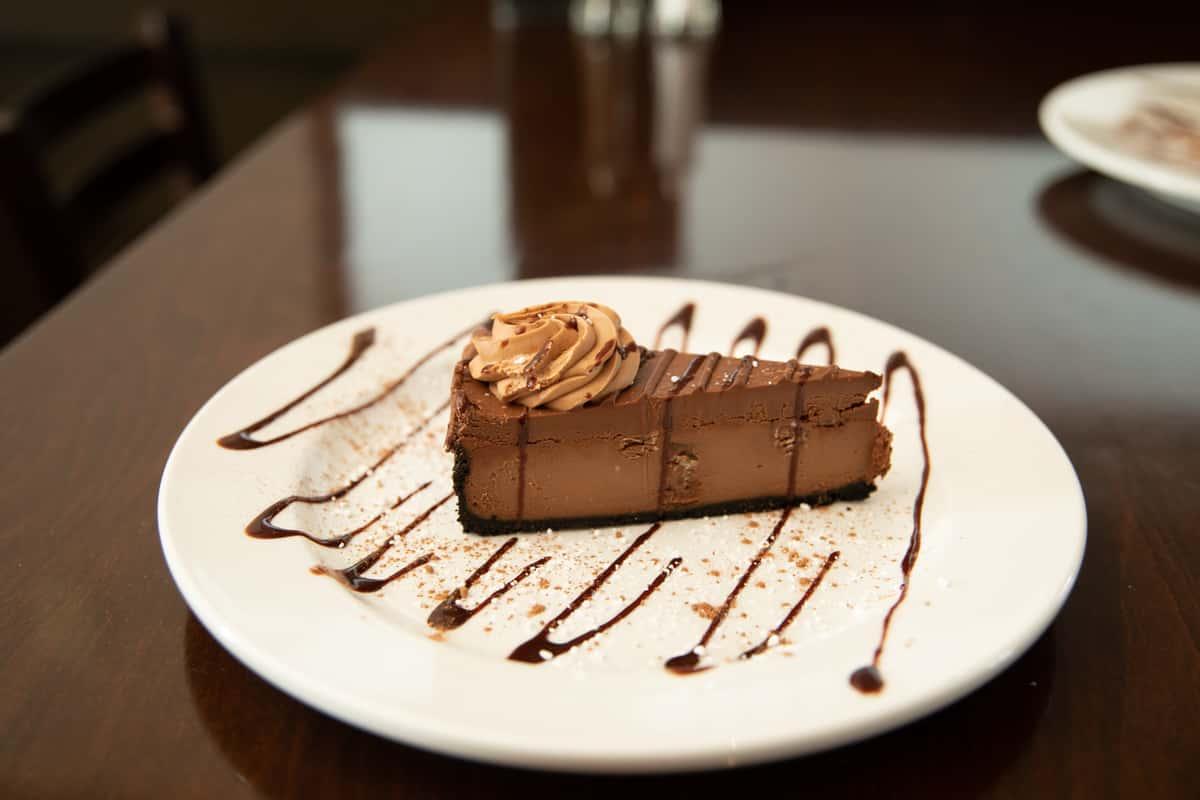 Chocolate Godiva Cheese Cake