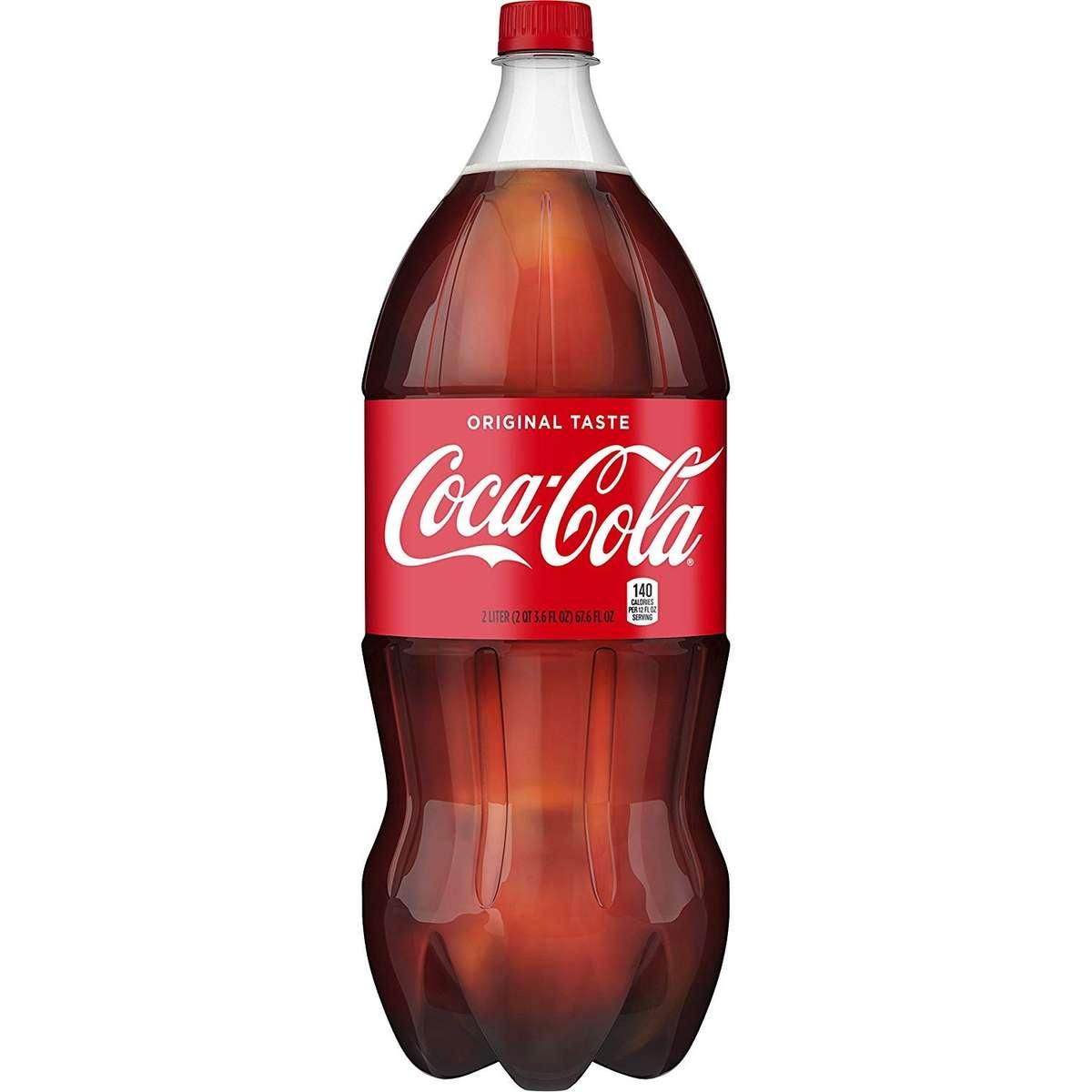 2 litre Soda