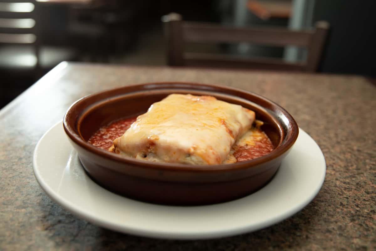 Xp Meat Lasagna