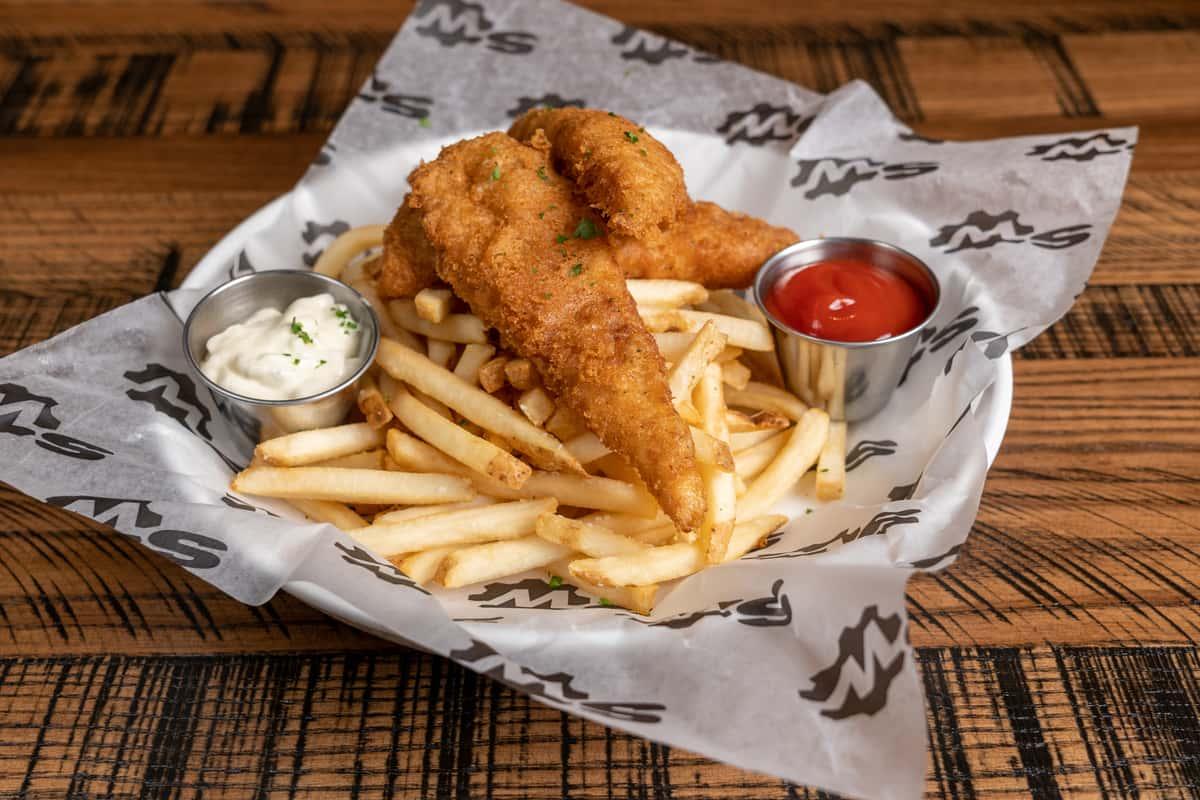 Big Rock Fish & Chips