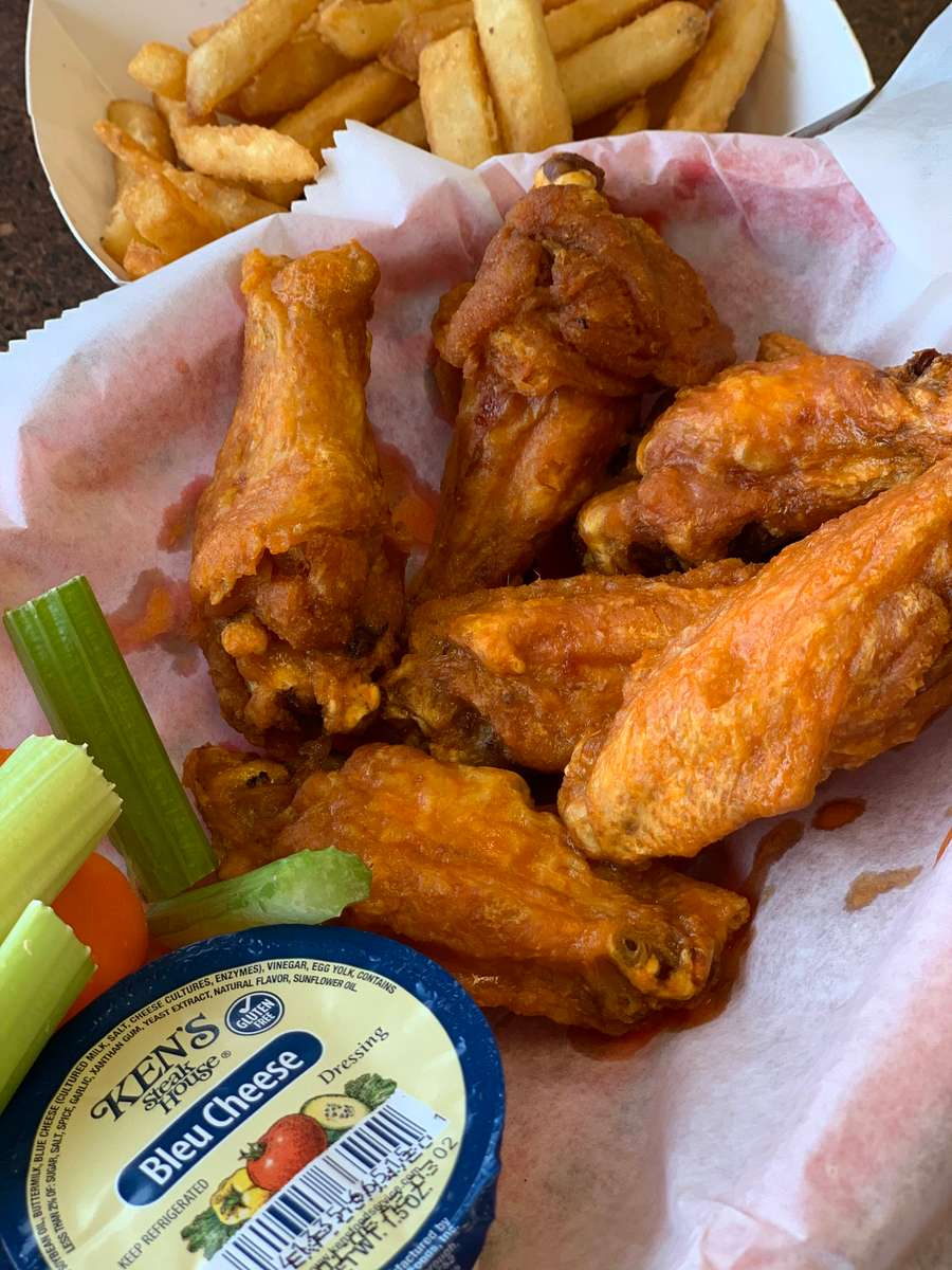 6 Wings Only