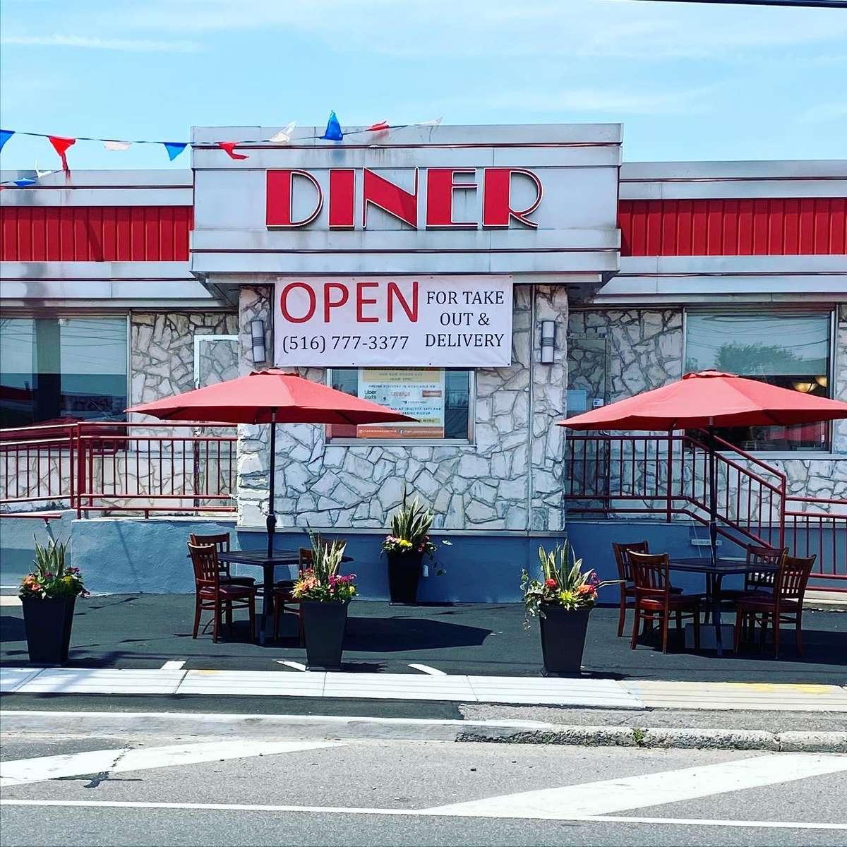 Diner exterior