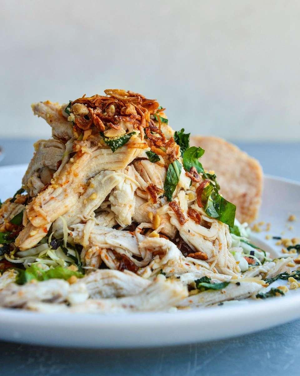Shredded Chicken Salad – Gỏi Gà