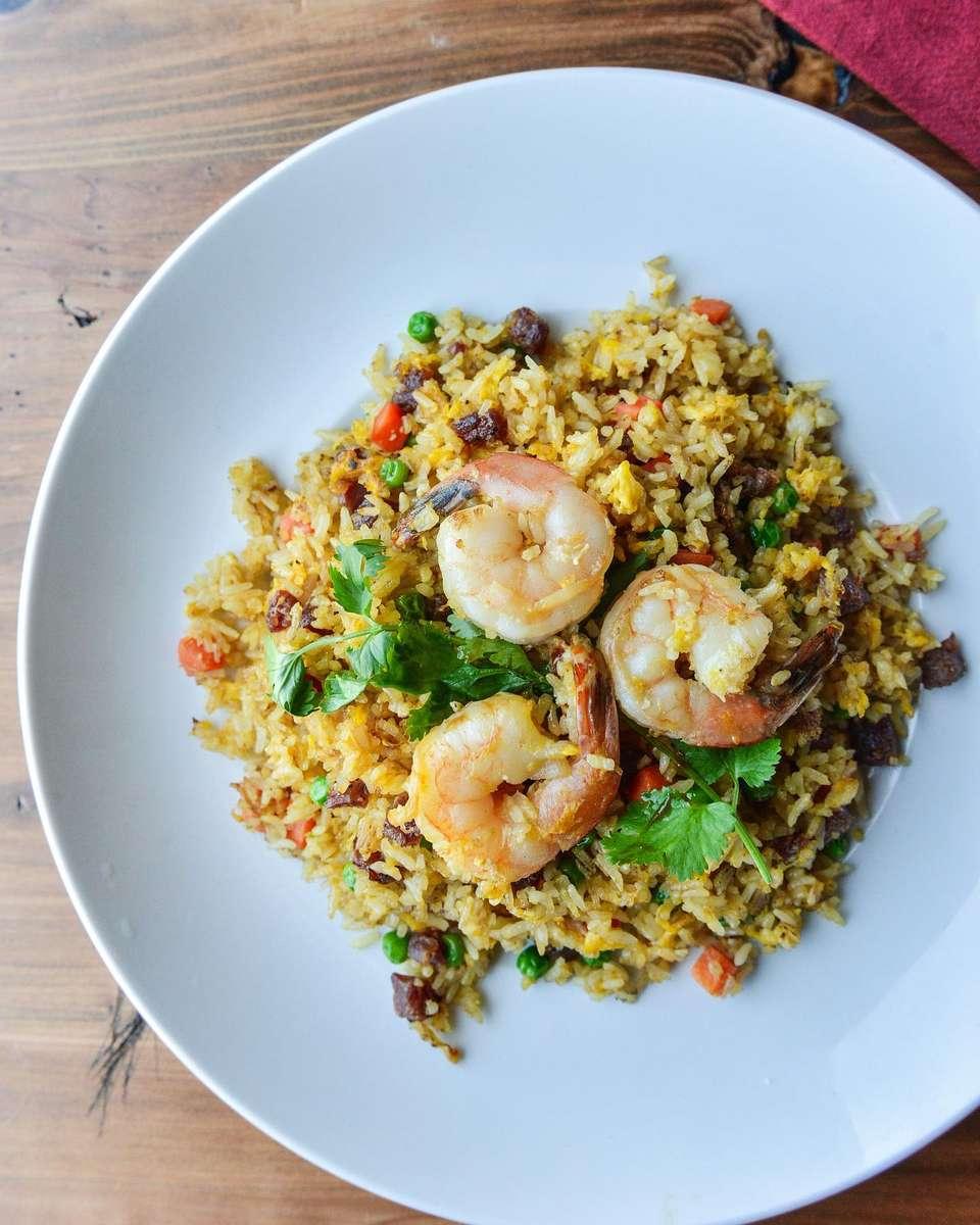House Special Fried Rice – Cơm Chiên Dương Châu