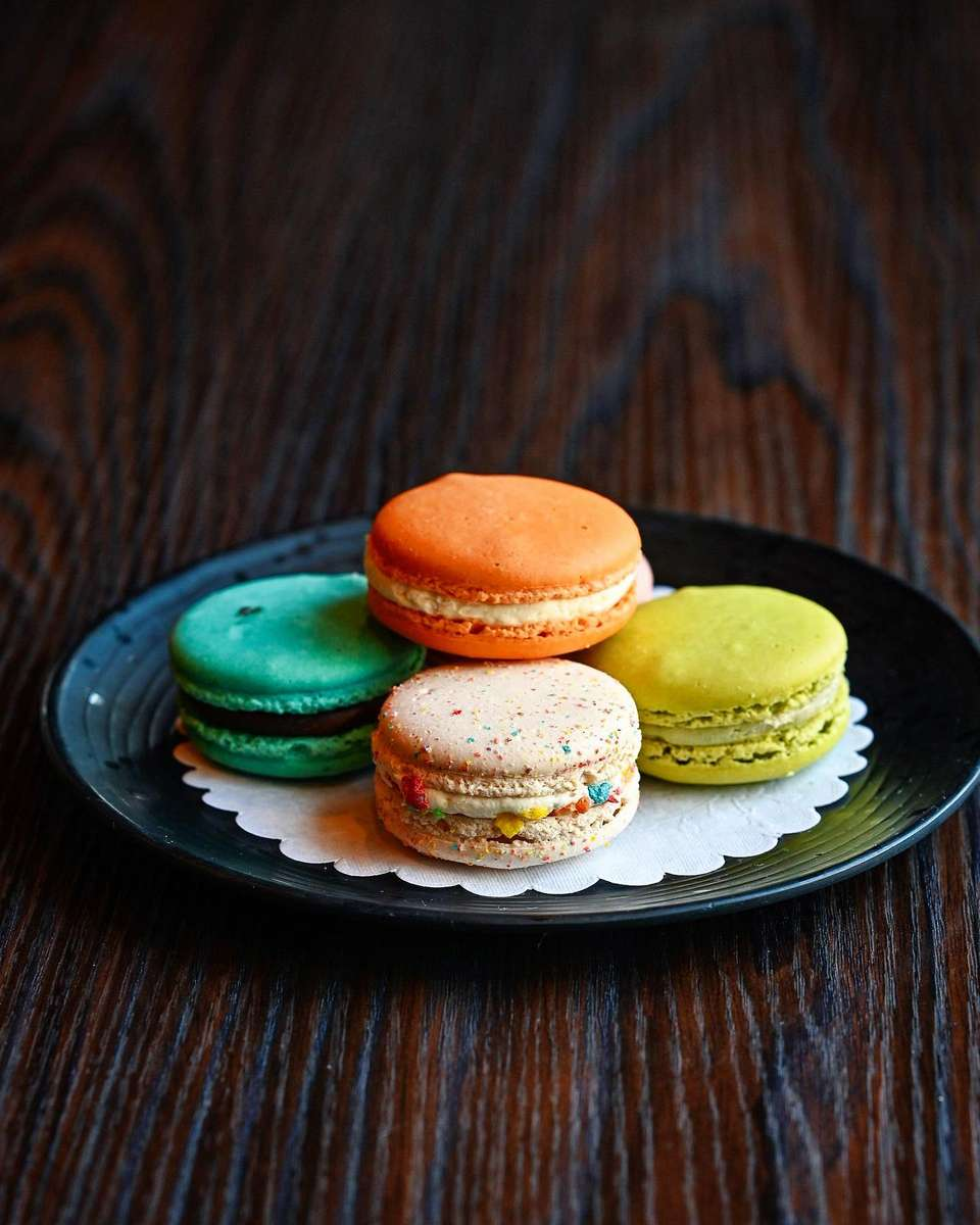 Assorted French Macarons