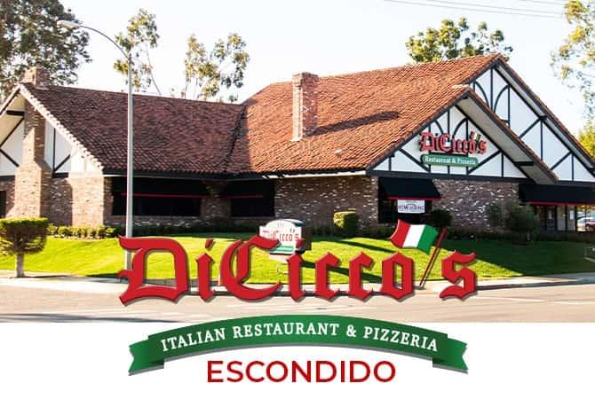Front Restaurant - Escondido Location