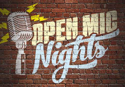 Open Mic Nights!