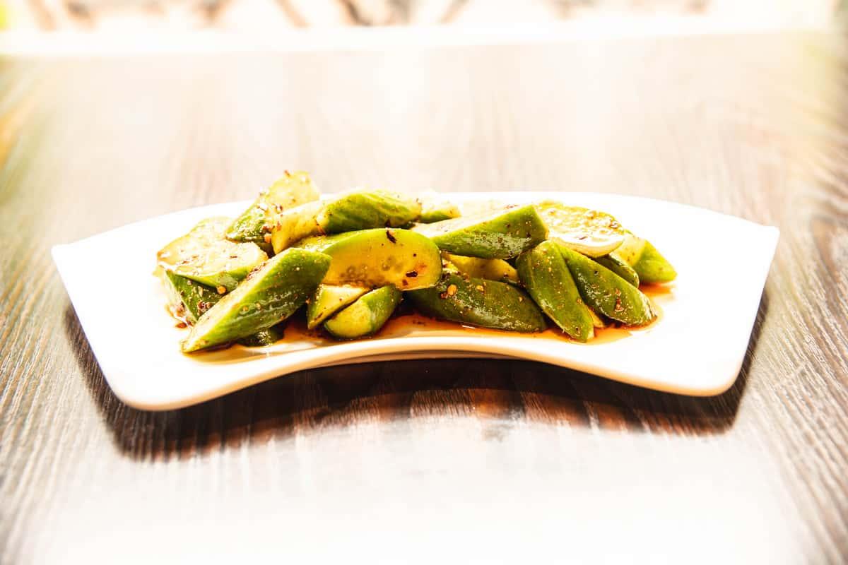Cucumber Salad 凉拌黄瓜