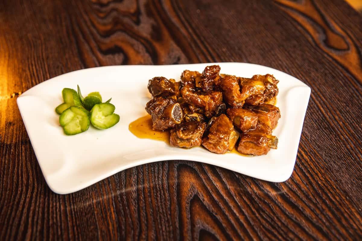 Savory Sichuan-Style Ribs 糖醋排骨