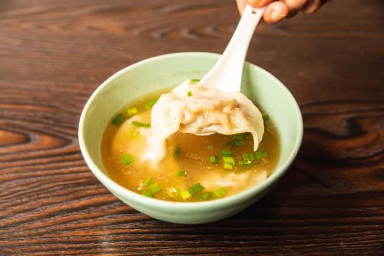 Soup Dumplings 清汤水饺