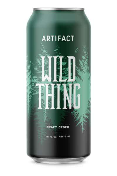 Artifact Cider, Wild Thing (GF)