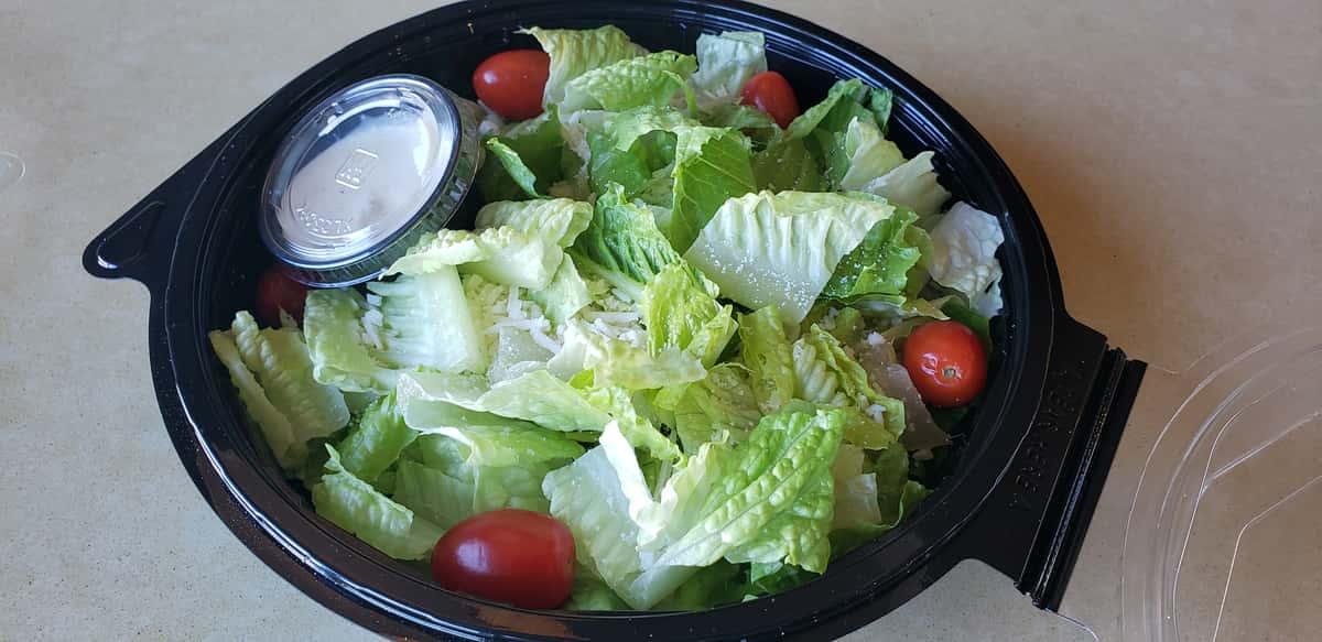 Chicken Caeser Salad Crave
