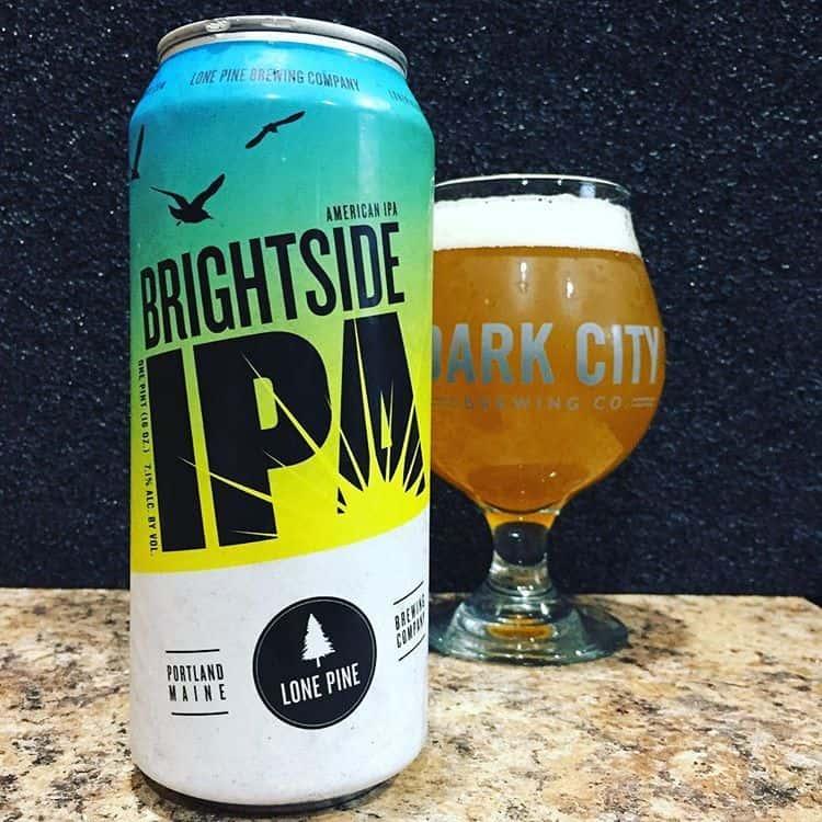 Lone Pine, Brightside IPA - Draft