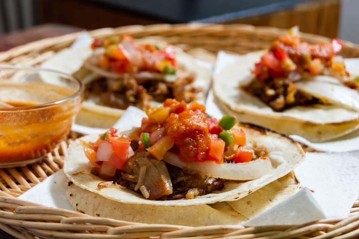 Pearl Street Tacos